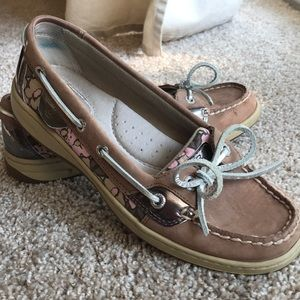 Floral Angelfish Brand New Sperrys